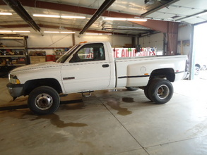 2000 Dodge Ram 3500 Reg Cab Dually Long Box